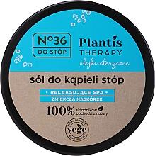 Parfumuri și produse cosmetice Sare pentru picioare - Pharma CF No.36 Plantis Therapy Foot Bath Salt