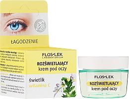 Parfumuri și produse cosmetice Cremă pentru zona ochilor - Floslek