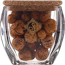 Parfumuri și produse cosmetice Difuzor de aromă - Essencias De Portugal Saudade Portuguese Cork Diffuser Green Tea And Roses Fragrance