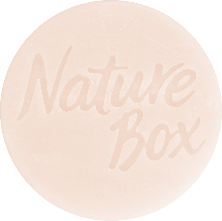Șampon solid - Nature Box Shampoo Bar Almond Oil