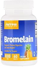 Parfumuri și produse cosmetice Suplimente nutritive - Jarrow Formulas Bromelain