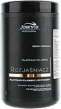 Parfumuri și produse cosmetice Iluminator pentru păr Platinum Classic - Joanna Professional Lightener