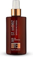 Parfumuri și produse cosmetice Ulei uscat-autobronzant - St.Moriz Advanced Pro Formula Dry Oil Self Tanning Mist