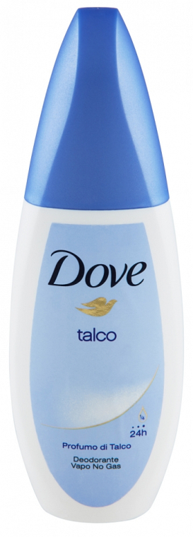 Deodorant - Dove Talco Deodorant — Imagine N1