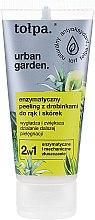 Parfumuri și produse cosmetice Peeling enzimatic pentru mâini și cuticule - Tolpa Urban Garden Enzymatic Peeling For Hands & Cuticles