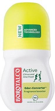 Deodorant - Borotalco Active