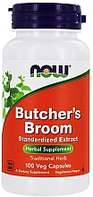Parfumuri și produse cosmetice Aditiv natural - Now Foods Butchers Broom Standardized Extract