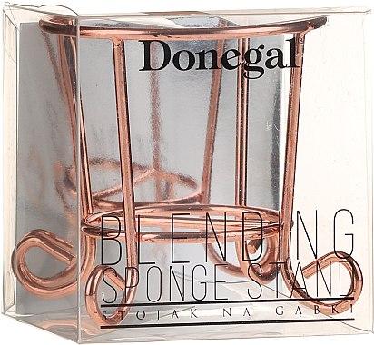 Suport pentru burete de machiaj, 4497, auriu - Donegal