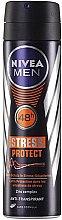 Parfumuri și produse cosmetice Deodorant-spray - Nivea Men Ultimate Protect Deodorant Spray