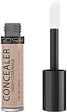 Parfumuri și produse cosmetice Concelear - Gosh Concealer High Coverage