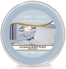 Parfumuri și produse cosmetice Ceară aromată - Yankee Candle A Calm & Quiet Place Scenterpiece Melt Cup