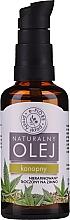 Parfumuri și produse cosmetice Ulei de cânepă, cu dozator - E-Fiore Natural Oil