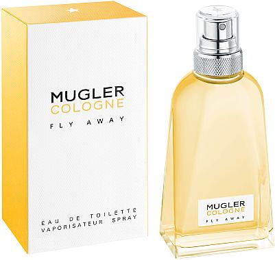 Mugler Cologne Fly Away - Apă de toaletă