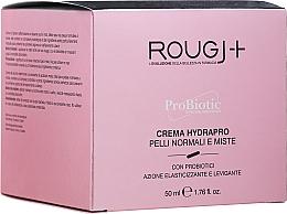 Parfumuri și produse cosmetice Cremă cu prebiotice pentru față - Rougj+ ProBiotic Crema Hydrapro