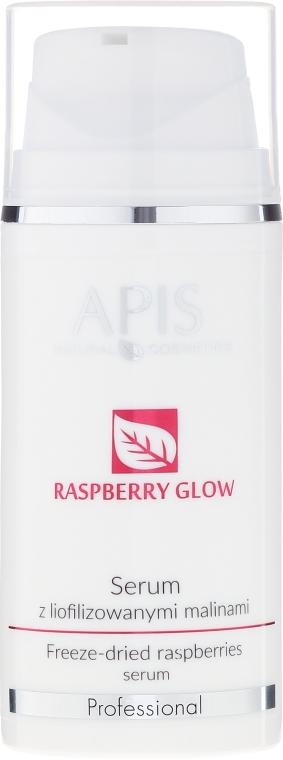 Ser de față cu zmeură uscată - APIS Professional Raspberry Glow — Imagine N1