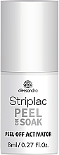 Parfumuri și produse cosmetice Soluție pentru înlăturarea gel-lacului - Alessandro International Striplac Peel Or Soak Peel Off Activator