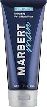 Parfumuri și produse cosmetice Gel de curățare pentru corp și păr, pentru bărbați - Marbert Man Skin Power Hair & Body Wash