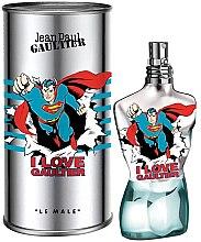 Parfumuri și produse cosmetice Jean Paul Gaultier Le Male Superman Eau Fraiche - Apă de toaletă