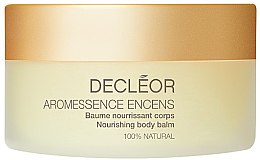 Balsam nutritiv de corp - Decleor Aromessence Encens Nourishing Body Balm — Imagine N1