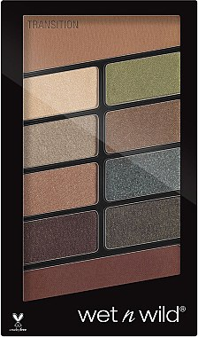 Paletă farduri de ochi - Wet N Wild Color Icon 10 Pan Palette
