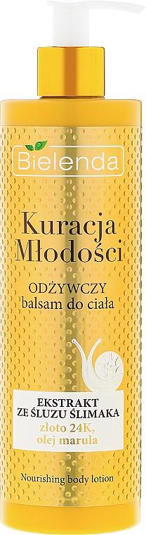 Лосьон для тела питательный - Bielenda Kuracja Mlodosci Nourishing Body Lotion — фото N1