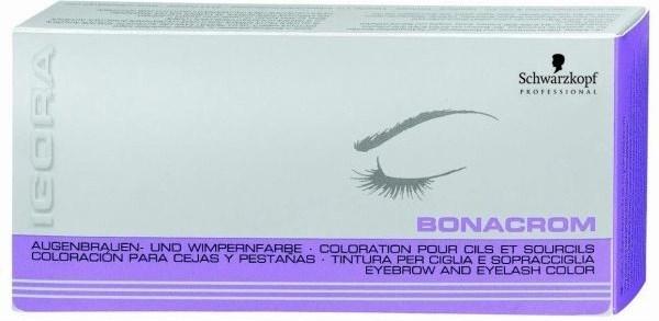 Vopsea pentru gene și sprâncene - Schwarzkopf Professional Igora Bonacrom — Imagine N2