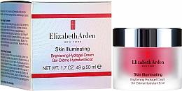 Parfumuri și produse cosmetice Cremă-gel pentru față - Elizabeth Arden Skin Illuminating Brightening Hydragel Cream