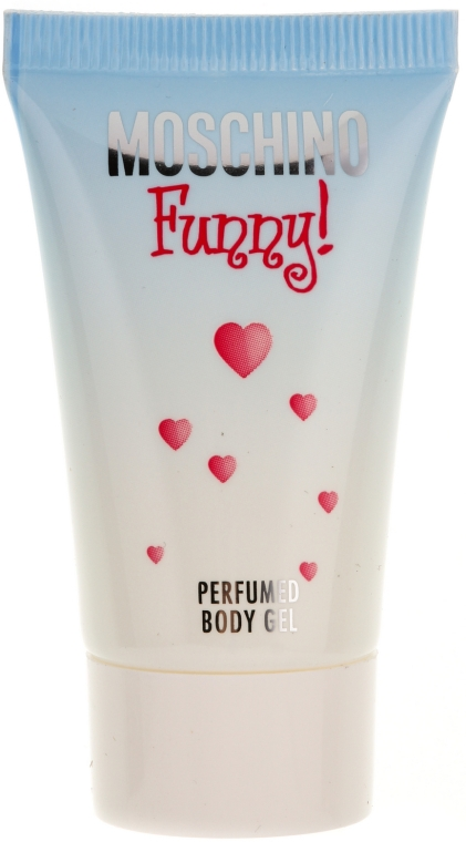 Moschino Funny - Set (edt 4 ml + sh/gel 25 ml + b/gel 25 ml) — Imagine N9