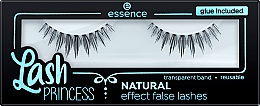 Gene false - Essence Lash Princess Natural Effect False Lashes — Imagine N1