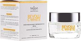 Parfumuri și produse cosmetice Cremă regeneratoare de față - Farmona Revolu C White Blemish Reducing Cream SPF30