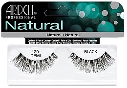 Parfumuri și produse cosmetice Extensii gene - Ardell Natural Lashes Demi Black 120
