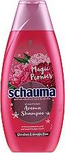 Parfumuri și produse cosmetice Șampon - Schwarzkopf Schauma Magic Peonies Aroma Limited Edition Shampoo