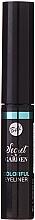 Parfumuri și produse cosmetice Eyeliner - Bell Secret Garden Colorful Eyeliner