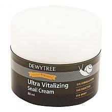 Parfumuri și produse cosmetice Cremă cu extract de mucină de melc - Dewytree Ultra Vitalizing Snail Cream