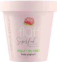 "Parfumuri și produse cosmetice Iaurt pentru corp ""Pepene verde"" - Fluff Body Yogurt Watermelon"