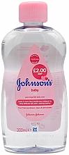 Parfumuri și produse cosmetice Ulei de baie pentru bebeluși - Johnson's Baby Oil