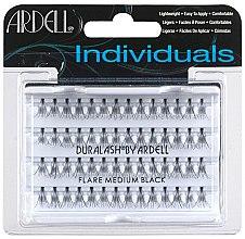 Parfumuri și produse cosmetice Extensii gene - Ardell Individuals Flare Lashes Medium Black