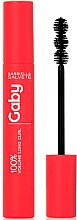 Parfumuri și produse cosmetice Rimel pentru sprâncene - Gabriella Salvete Gaby 100% Volume Long Curl