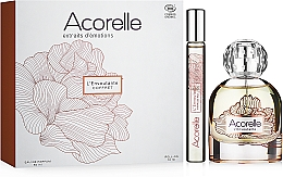 Parfumuri și produse cosmetice Acorelle L'Envoutante - Набор (edp/50ml + edp/10ml)