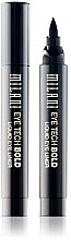 Parfumuri și produse cosmetice Eyeliner marker gros - Milani Eye Tech Bold Liquid Liner