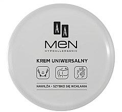 Parfumuri și produse cosmetice Cremă universală pentru față, mâini și corp - AA Men Universal Cream