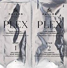Parfumuri și produse cosmetice Fiole pentru protecția chimică - Kallos Cosmetics PLEX Safe Chemical Treatment Technology