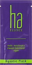 Parfumuri și produse cosmetice Mască de păr - Stapiz Ha Essence Aquatic Revitalising Mask (mostră)