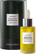 Parfumuri și produse cosmetice Elixir emolient hidratant pentru față - Madara Cosmetics Superseed Soothing Hydration Beauty Oil