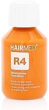 Parfumuri și produse cosmetice Fluid hidratant pentru protecția părului - Hairmed R4 Moisturizing And Protective Re-Building Fluid