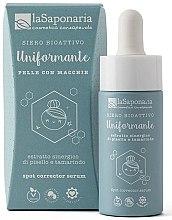 Parfumuri și produse cosmetice Ser facial - La Saponaria Spot-Corrector Serum