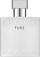 Parfumuri și produse cosmetice Azzaro Chrome Pure - Apă de toaletă