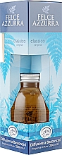 Parfumuri și produse cosmetice Difuzor Aromatic - Felce Azzurra Classic