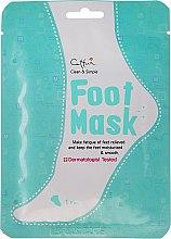 Parfumuri și produse cosmetice Mască hidratantă pentru picioare - Cettua Moisturizing Foot Mask