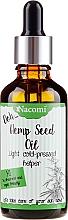 Parfumuri și produse cosmetice Ulei din semințe de cânepă - Nacomi Hemp Seed Oil